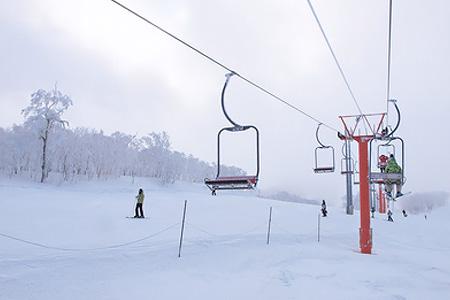 新得スキー場